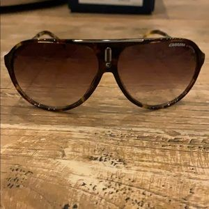 Carrera Tortoise Sunglasses